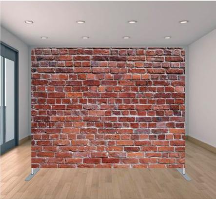 brick wall ph drop